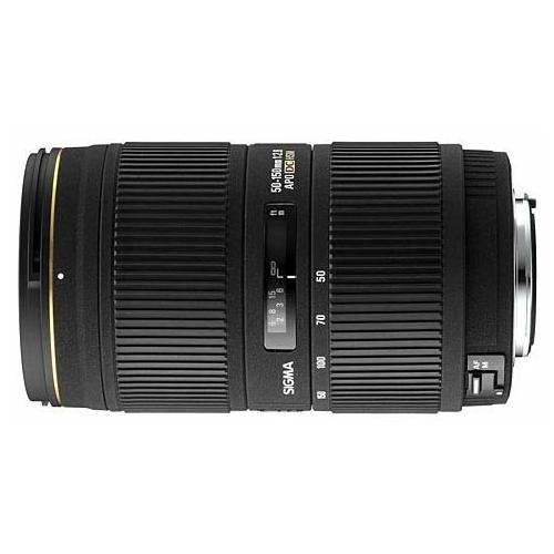 Объектив Sigma AF 50-150mm F2.8 APO EX DC HSM Canon EF-S