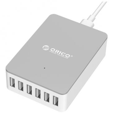 Сетевая зарядка ORICO CSE-6U