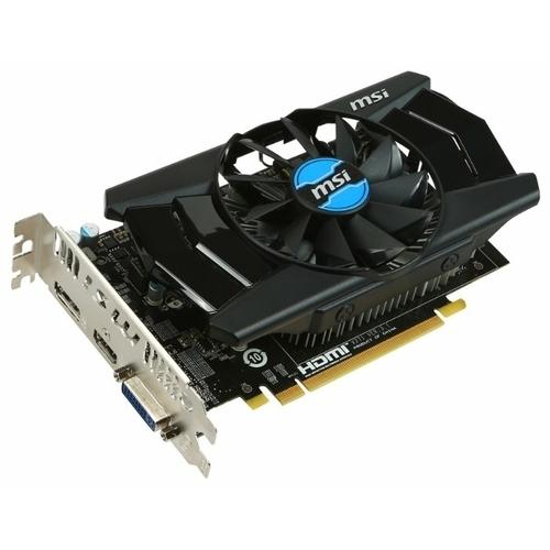 Видеокарта MSI Radeon R7 250X 1000Mhz PCI-E 3.0 1024Mb 4500Mhz 128 bit DVI HDMI HDCP