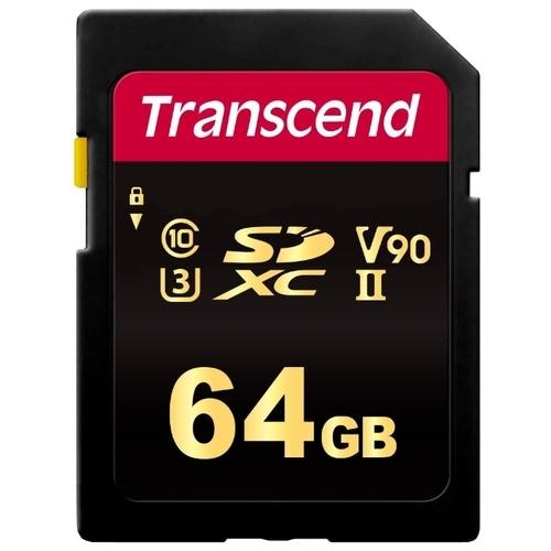 Карта памяти Transcend TS64GSDC700S