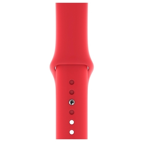 Часы Apple Watch Series 5 GPS + Cellular 40mm Stainless Steel Case with Sport Band
