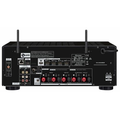 AV-ресивер Pioneer VSX-832