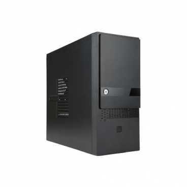 Компьютерный корпус IN WIN EC046 450W Black