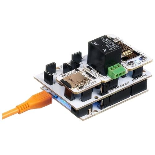 Дополнительные детали Амперка AMP-S033 Интернет вещей - дополнение набора Йодо