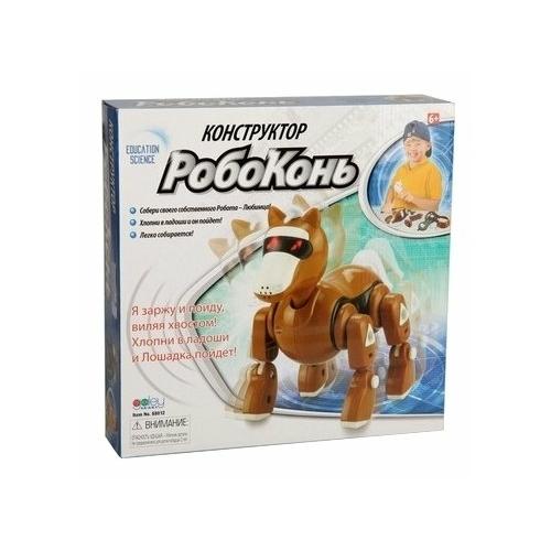 Электромеханический конструктор Galey Toys Education Science 88012 Робоконь