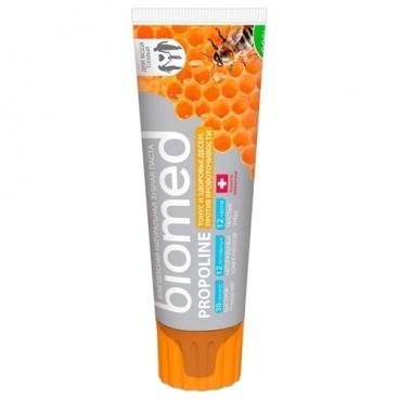 Зубная паста Biomed Propoline, вкус меда