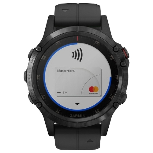 Часы Garmin Fenix 5 Plus Sapphire