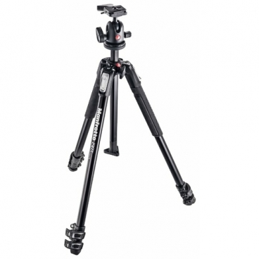 Штатив Manfrotto MK190X3-BH 496RC2