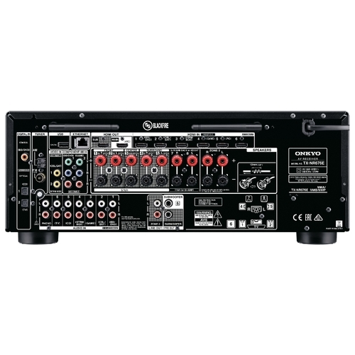 AV-ресивер Onkyo TX-NR676