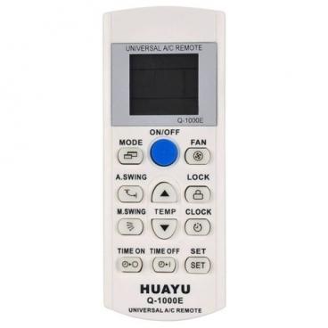 Пульт ДУ Huayu Q-1000E для кондиционера