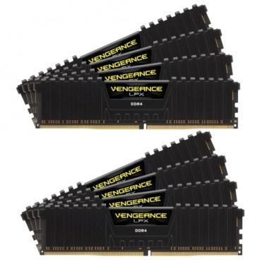 Оперативная память 8 ГБ 8 шт. Corsair CMK64GX4M8A2400C14