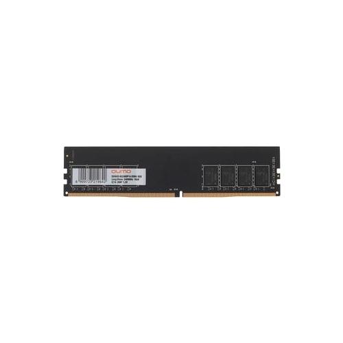 Оперативная память 8 ГБ 1 шт. Qumo QUM4U-8G2400P16