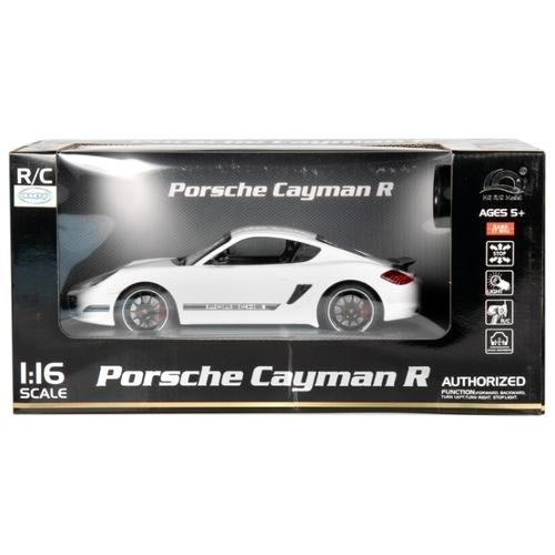 Легковой автомобиль Barty Porsche Cayman R (P003OC) 1:16 27 см