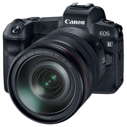 Фотоаппарат Canon EOS R Kit