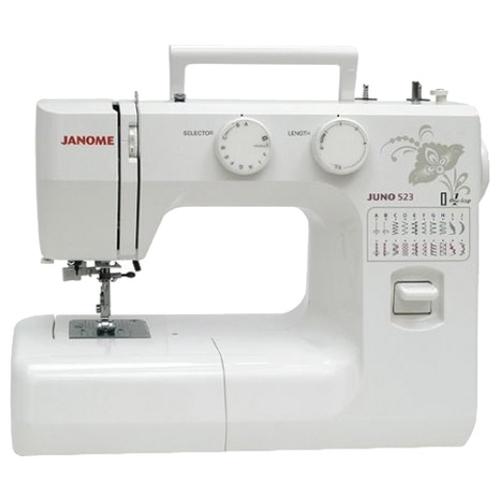 Швейная машина Janome Juno 523