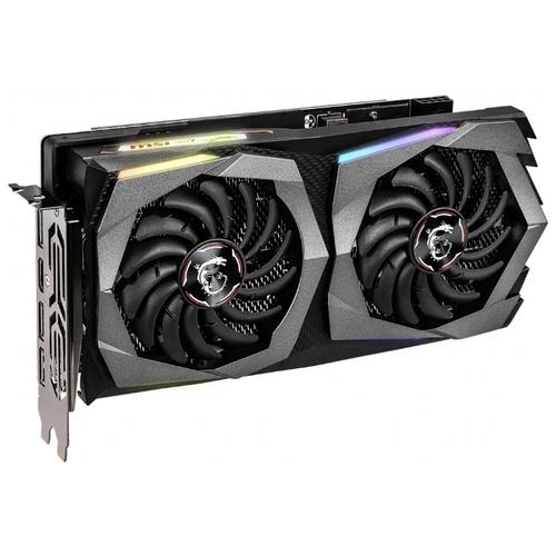 Видеокарта MSI GeForce RTX 2060 1830MHz PCI-E 3.0 6144MB 14000MHz 192 bit HDMI 3xDisplayPort HDCP GAMING Z