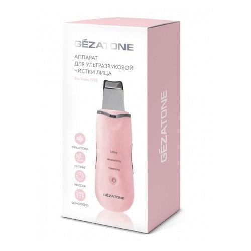 Gezatone Прибор для глубокого очищения, лифтинга и тонизации кожи Bio Sonic 770 S