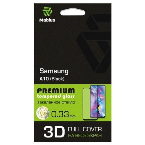Защитное стекло Mobius 3D Full Cover Premium Tempered Glass для Samsung Galaxy A10