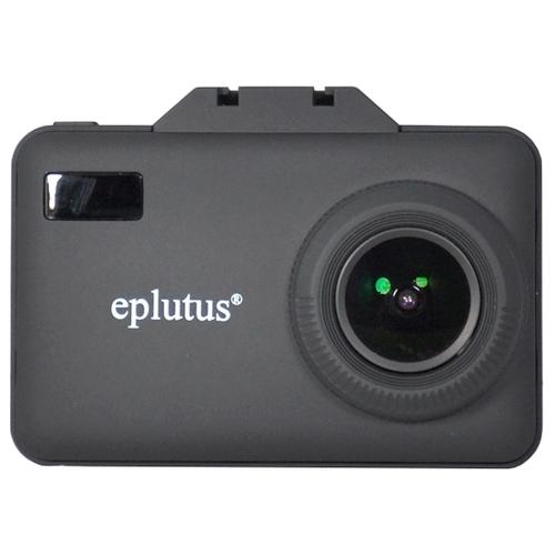 Видеорегистратор с радар-детектором Eplutus GR-94