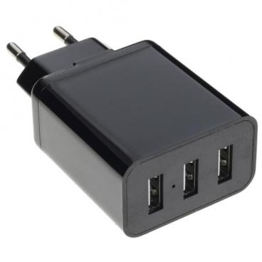 Сетевая зарядка Media Gadget HPS-331U