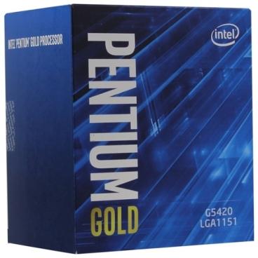 Процессор Intel Pentium Gold G5420