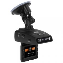 Видеорегистратор с радар-детектором Mystery MRD-935HDVSG