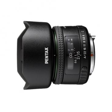 Объектив Pentax D FA 35mm f/2 HD