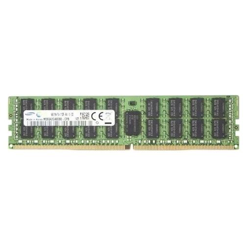 Оперативная память 16 ГБ 1 шт. Samsung DDR4 2666 Registered ECC DIMM 16Gb (M393A2G40EB2-CTD)