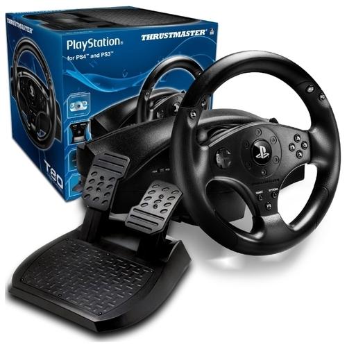 Руль Thrustmaster T80 Racing Wheel PS4