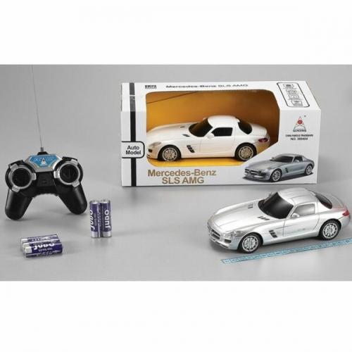 Машинка Shenzhen Toys BENZ SLS 1:24