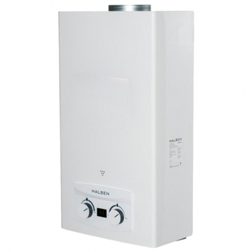 Проточный газовый водонагреватель Halsen WM 12