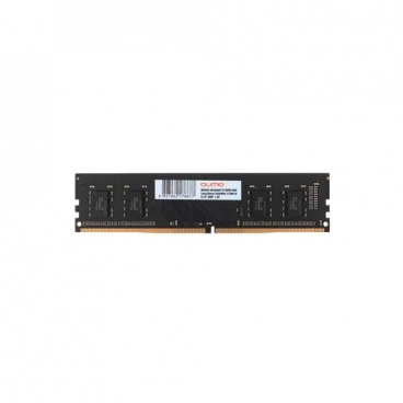 Оперативная память 4 ГБ 1 шт. Qumo QUM4U-4G2666KK16