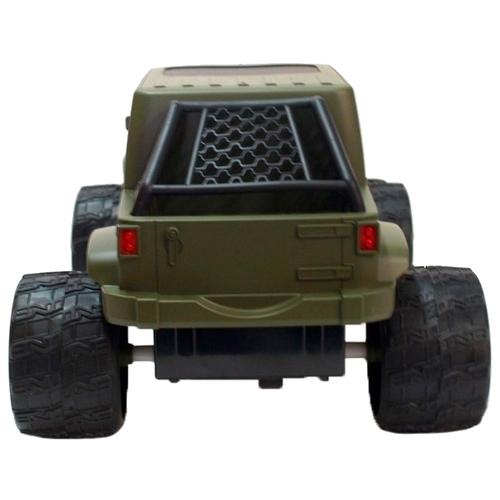 Внедорожник Double Eagle Jeep Wrangler Cross-Country (E319-003) 1:14 37 см