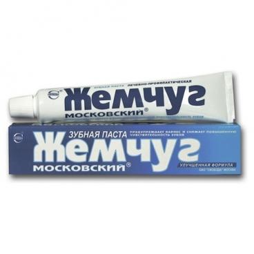 Зубная паста СВОБОДА Жемчуг