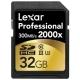 Карта памяти Lexar Professional 2000x SDHC UHS-II 32GB + SD UHS-II reader