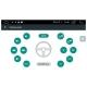 Автомагнитола Parafar Toyota Land Cruiser Prado 150 2014 Android 8.1.0 (PF347XHD)