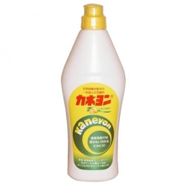 Крем чистящий с ароматом лимона Kaneyo