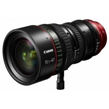 Объектив Canon CN-E 15.5-47mm T2.8 L S