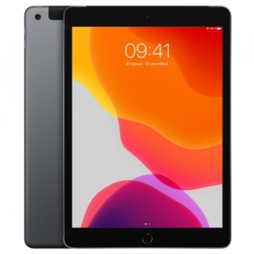 Планшет Apple iPad (2019) 32Gb Wi-Fi + Cellular