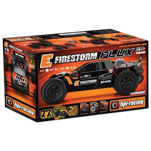 Трагги HPI E Firestorm 10T Flux (112878) 1:10 42.5 см