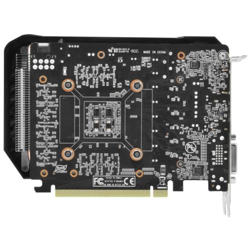 Видеокарта Palit GeForce GTX 1660 1530MHz PCI-E 3.0 6144MB 8000MHz 192 bit DVI HDMI HDCP StormX