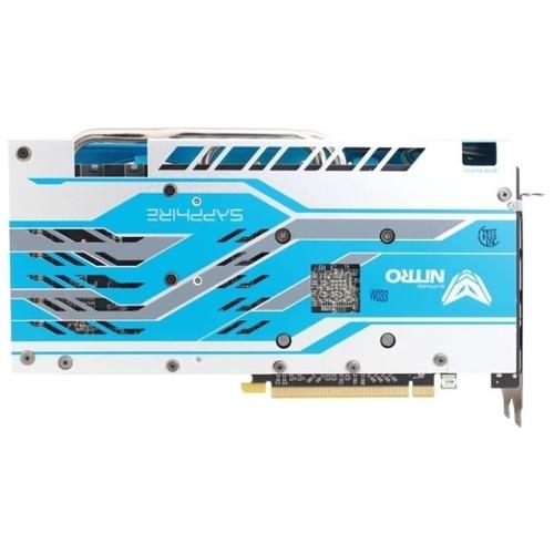 Видеокарта Sapphire Nitro+ Radeon RX 590 1560MHz PCI-E 3.0 8192MB 8400MHz 256 bit DVI 2xHDMI 2xDisplayPort HDCP Special Edition