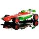 Легковой автомобиль Dickie Toys Тачки Франческо Бернулли (3089509) 1:16 35 см