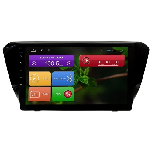 Автомагнитола RedPower 31014 R IPS DSP ANDROID 7