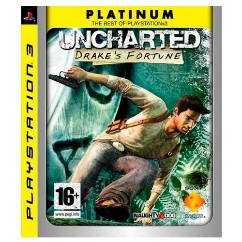 Uncharted: Судьба Дрейка