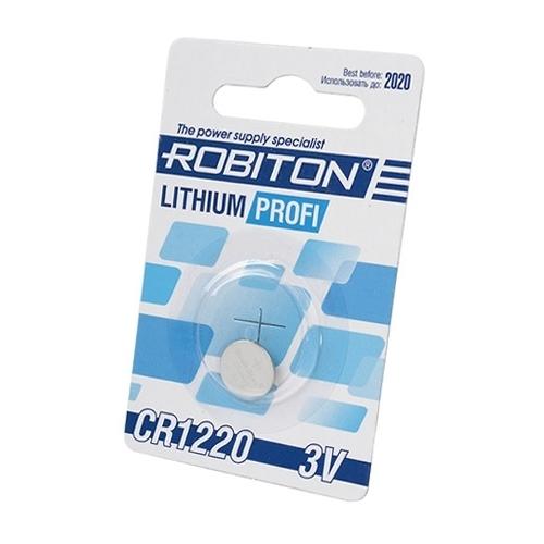 Батарейка ROBITON Lithium Profi CR1220
