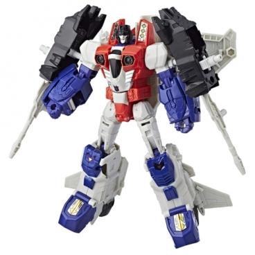 Трансформер Hasbro Transformers Старскрим. Сила Праймов: вояджер (Трансформеры Дженерейшнс) E1137
