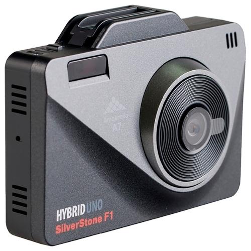 Видеорегистратор с радар-детектором SilverStone F1 HYBRID UNO
