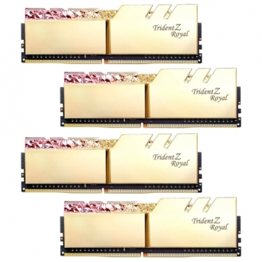 Оперативная память 8 ГБ 4 шт. G.SKILL F4-3600C16Q-32GTRGC