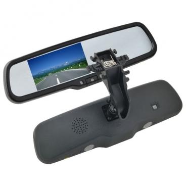 Автомобильный монитор SWAT VDR-FR-09